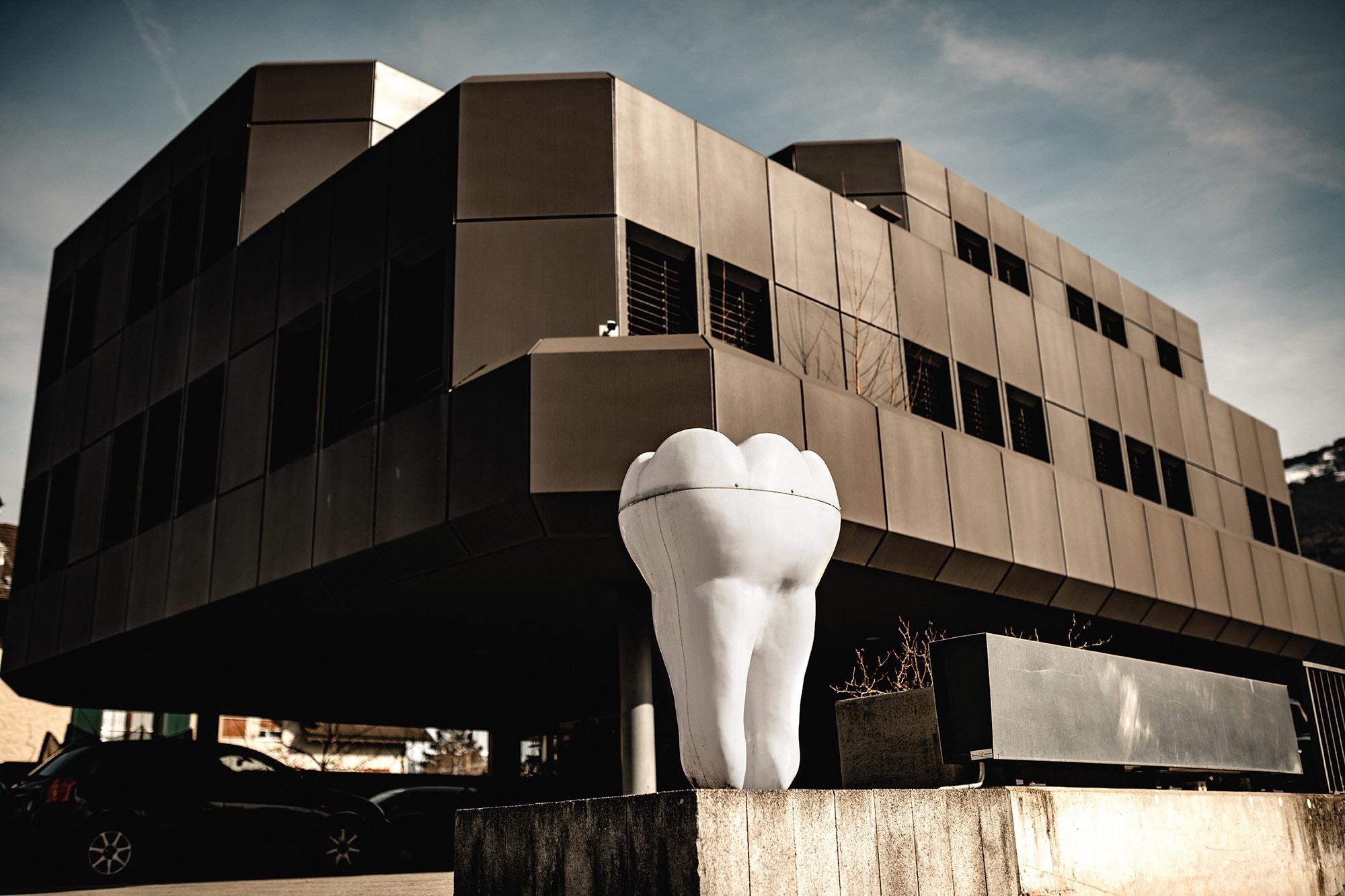 Gebäude - Zahnarztpraxis Hasler & Kas
