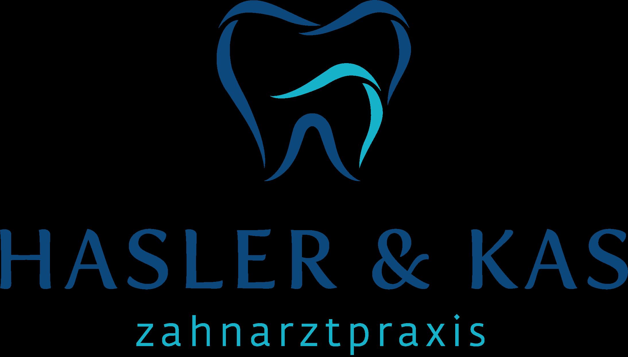 Logo - Zahnarztpraxis Hasler & Kas